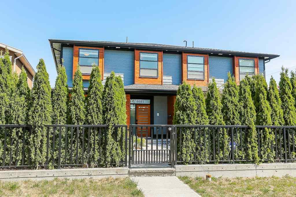 Half-duplex at 6681 DUNNEDIN STREET, Burnaby North, British Columbia. Image 1