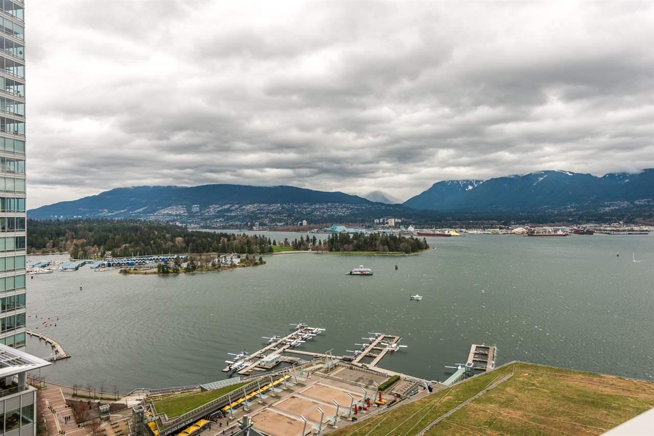 Condo Apartment at 3007 1011 W CORDOVA STREET, Unit 3007, Vancouver West, British Columbia. Image 1