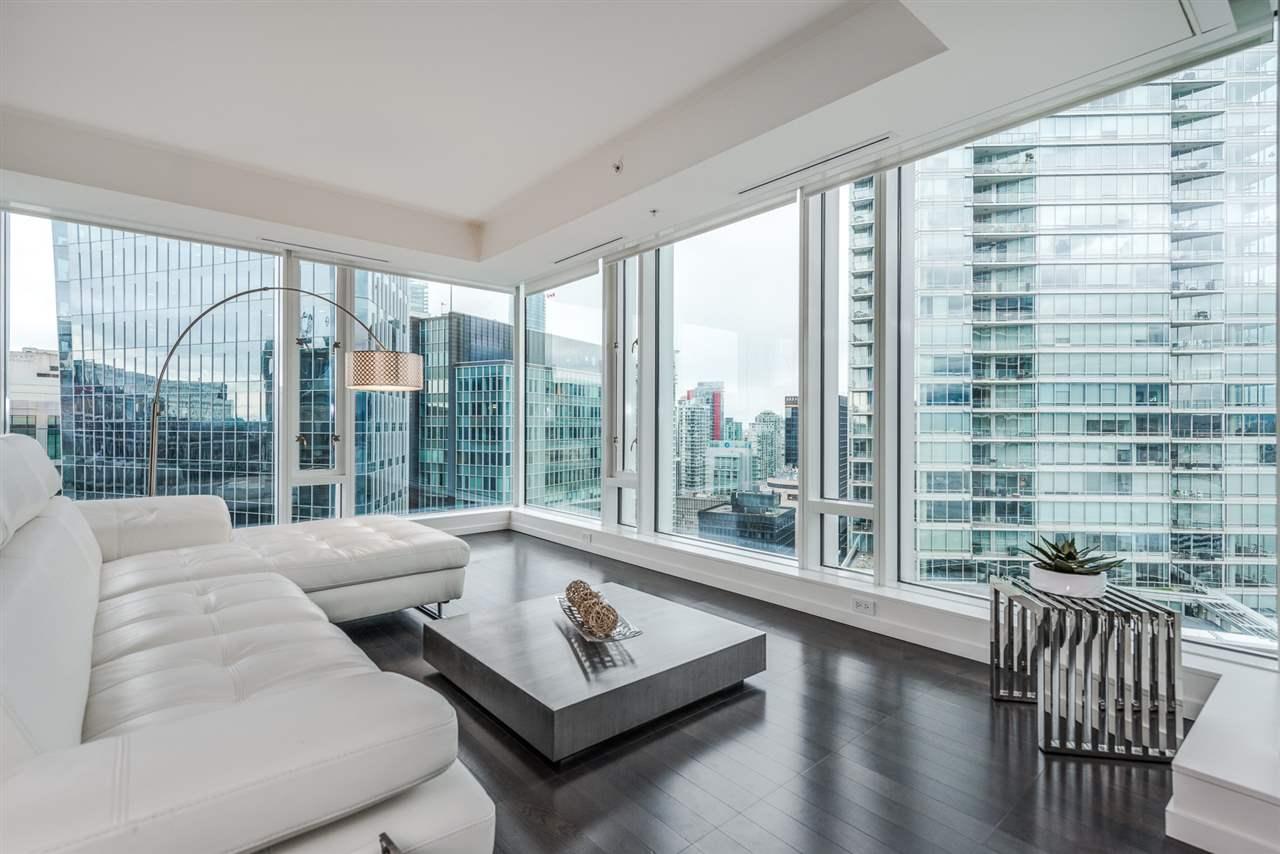 Condo Apartment at 3007 1011 W CORDOVA STREET, Unit 3007, Vancouver West, British Columbia. Image 2
