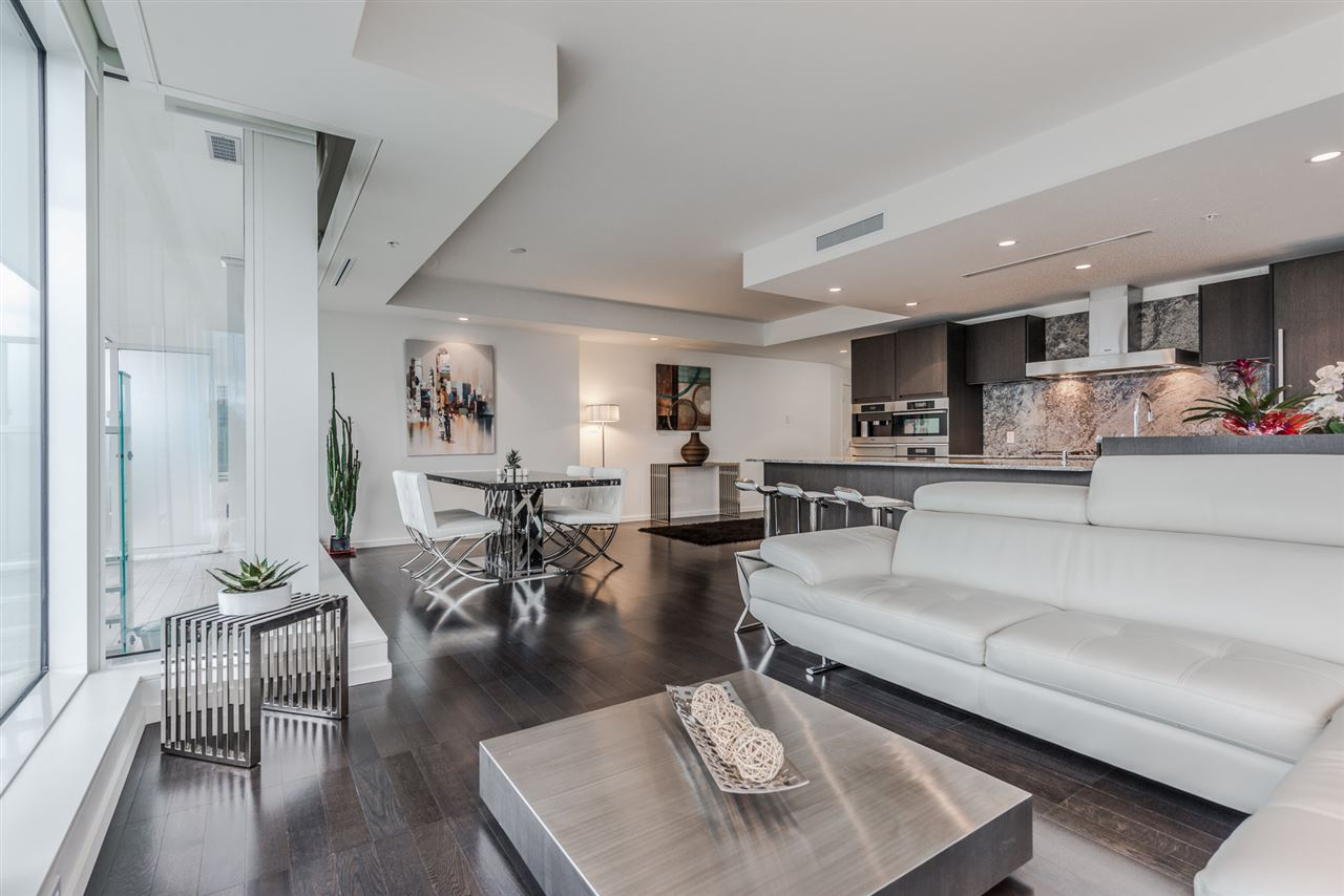 Condo Apartment at 3007 1011 W CORDOVA STREET, Unit 3007, Vancouver West, British Columbia. Image 3
