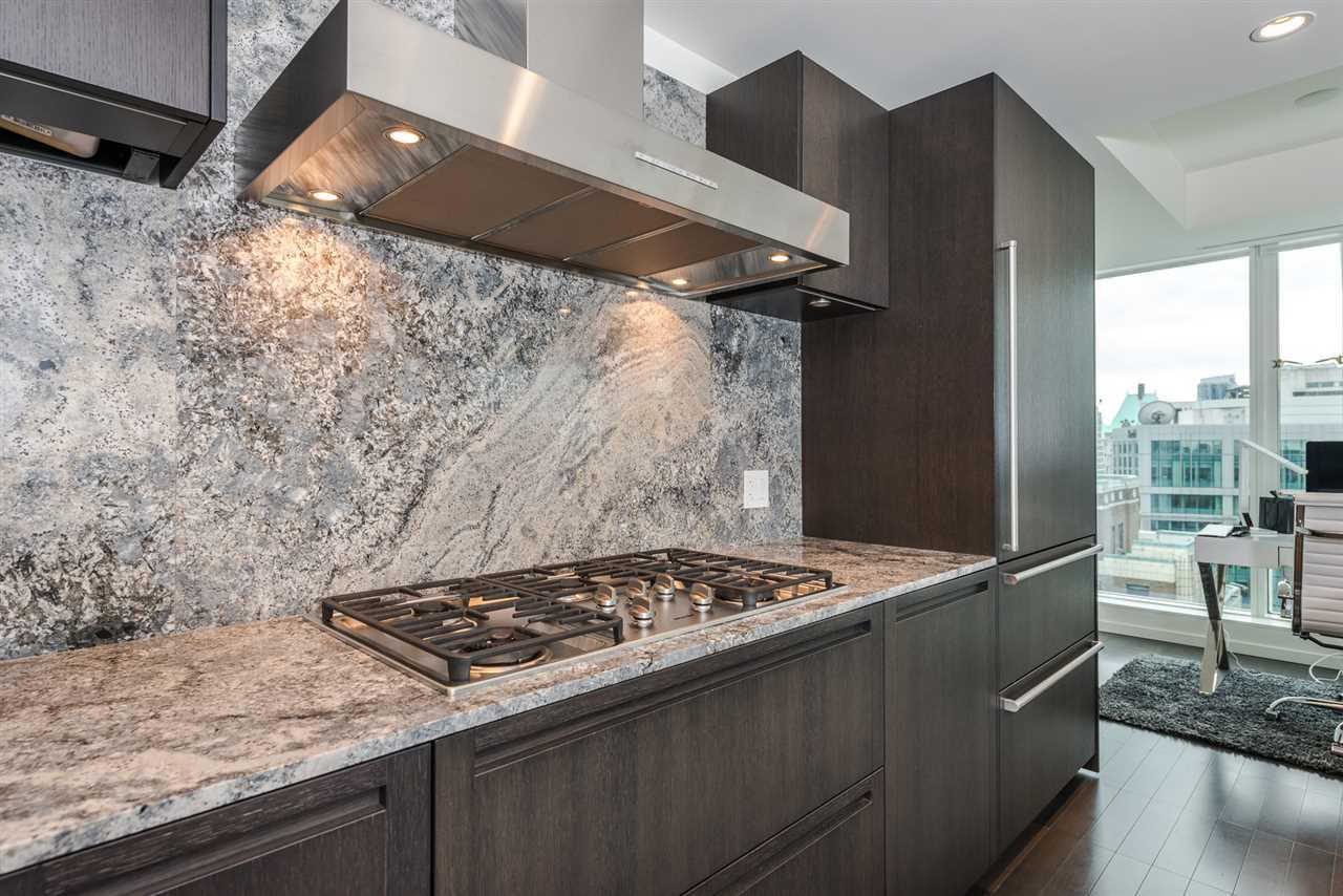 Condo Apartment at 3007 1011 W CORDOVA STREET, Unit 3007, Vancouver West, British Columbia. Image 7