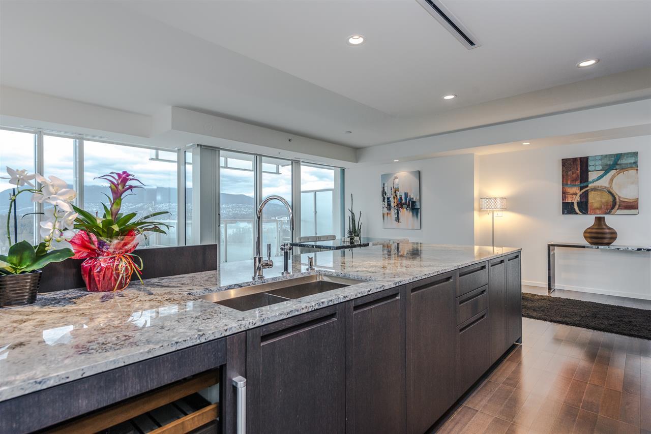 Condo Apartment at 3007 1011 W CORDOVA STREET, Unit 3007, Vancouver West, British Columbia. Image 8