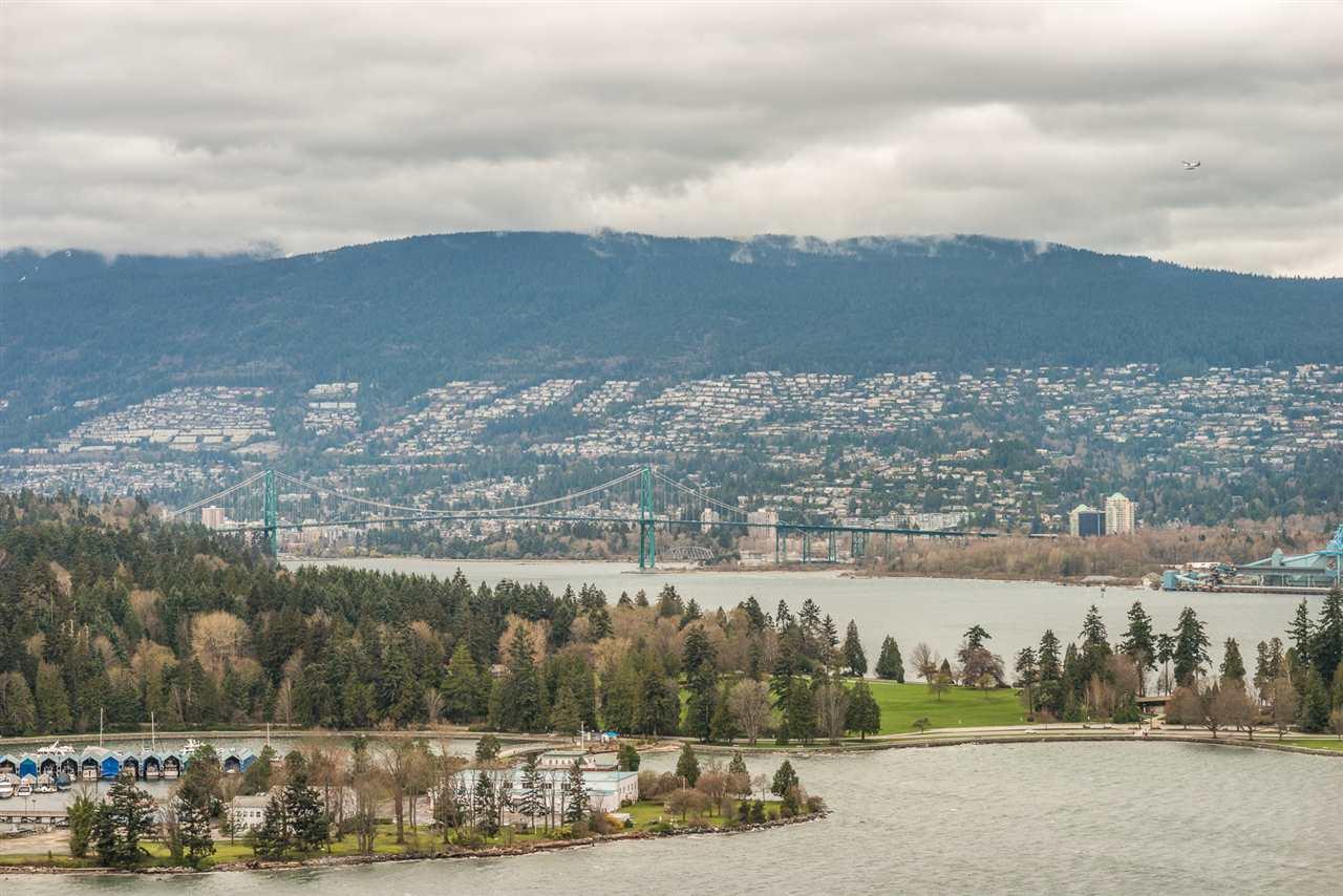 Condo Apartment at 3007 1011 W CORDOVA STREET, Unit 3007, Vancouver West, British Columbia. Image 16