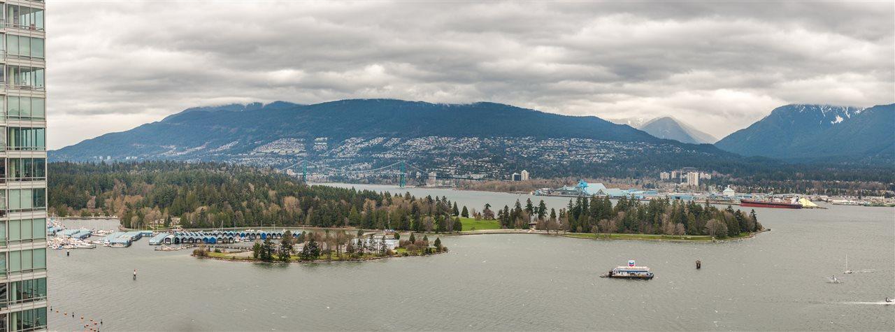 Condo Apartment at 3007 1011 W CORDOVA STREET, Unit 3007, Vancouver West, British Columbia. Image 17