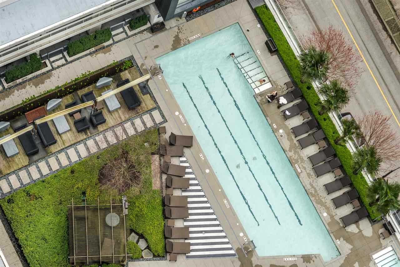 Condo Apartment at 3007 1011 W CORDOVA STREET, Unit 3007, Vancouver West, British Columbia. Image 19