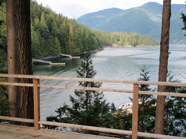 Vacant Land at Lot 28 DOUGLAS BAY, Sunshine Coast, British Columbia. Image 2