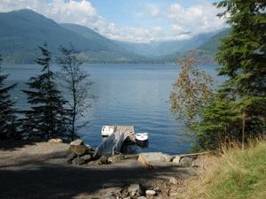 Vacant Land at Lot 28 DOUGLAS BAY, Sunshine Coast, British Columbia. Image 9