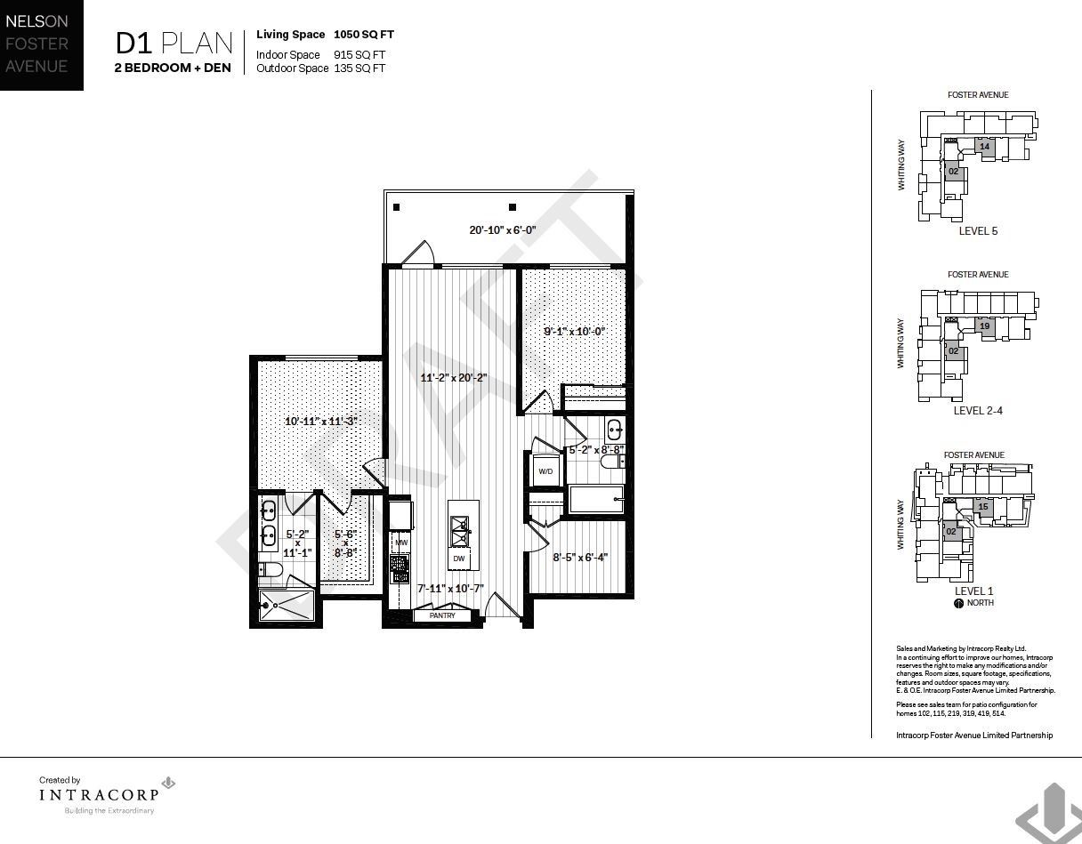 Condo Apartment at 219 516 FOSTER AVENUE, Unit 219, Coquitlam, British Columbia. Image 4