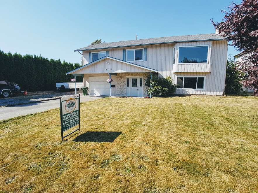 Detached at 45535 PERTH AVENUE, Sardis, British Columbia. Image 1