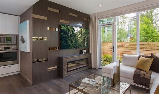 Condo Apartment at 1202 3487 BINNING ROAD, Unit 1202, Vancouver West, British Columbia. Image 4