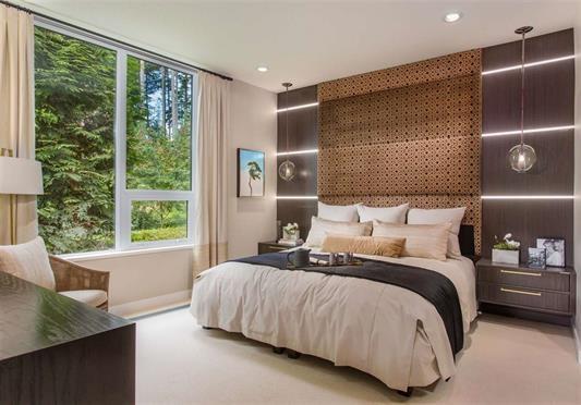 Condo Apartment at 1202 3487 BINNING ROAD, Unit 1202, Vancouver West, British Columbia. Image 5