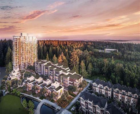Condo Apartment at 1202 3487 BINNING ROAD, Unit 1202, Vancouver West, British Columbia. Image 6