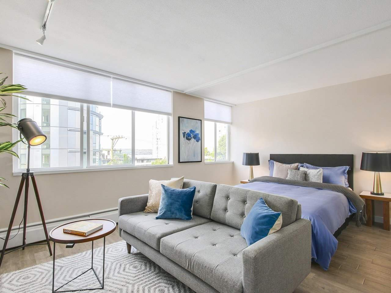 Condo Apartment at 308 1250 BURNABY STREET, Unit 308, Vancouver West, British Columbia. Image 3