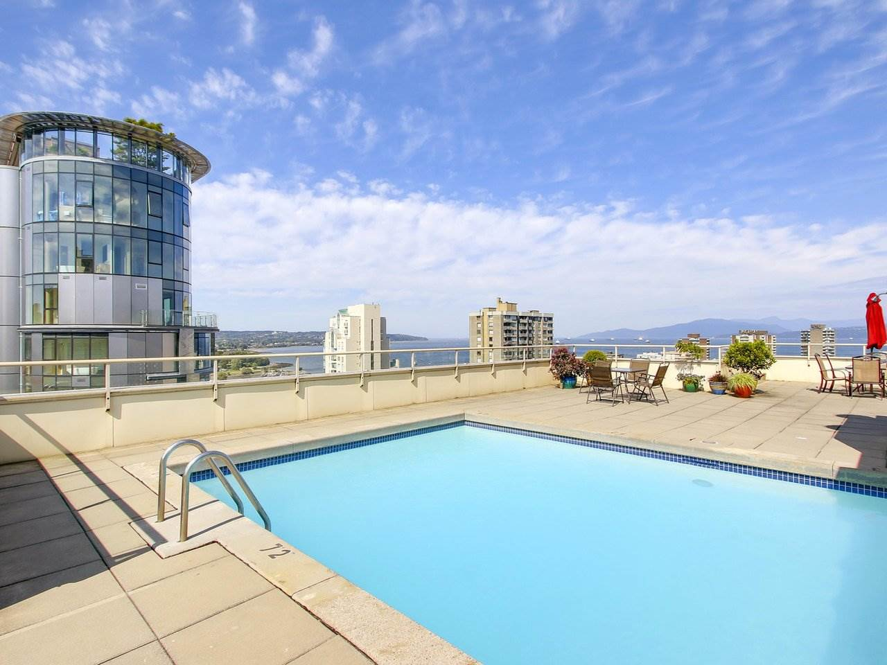 Condo Apartment at 308 1250 BURNABY STREET, Unit 308, Vancouver West, British Columbia. Image 10