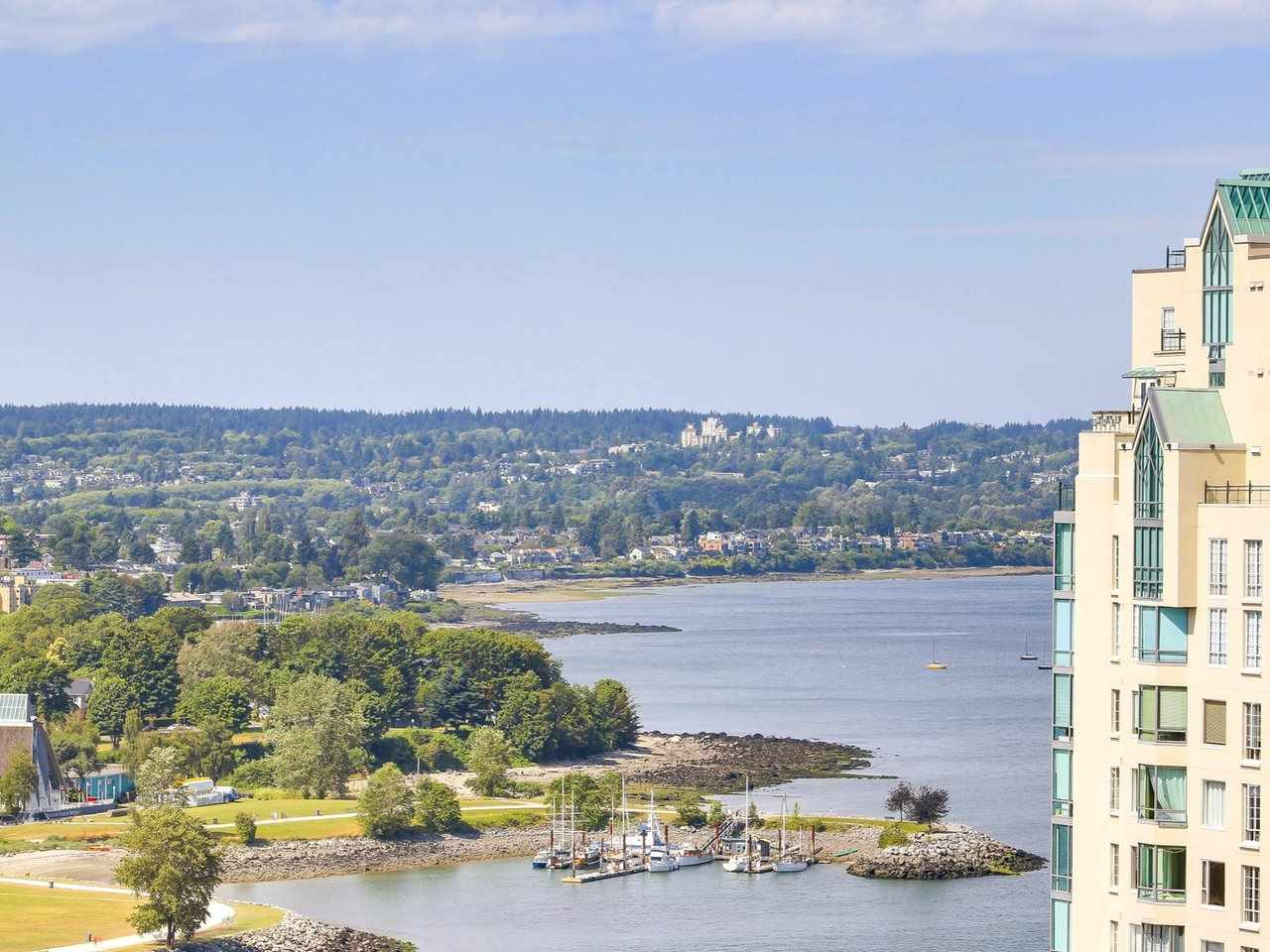 Condo Apartment at 308 1250 BURNABY STREET, Unit 308, Vancouver West, British Columbia. Image 14
