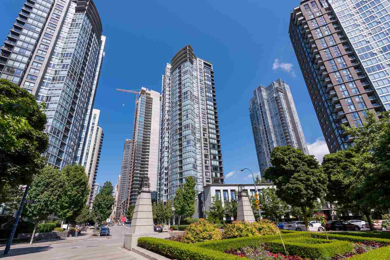 Condo Apartment at 2701 1438 RICHARDS STREET, Unit 2701, Vancouver West, British Columbia. Image 1