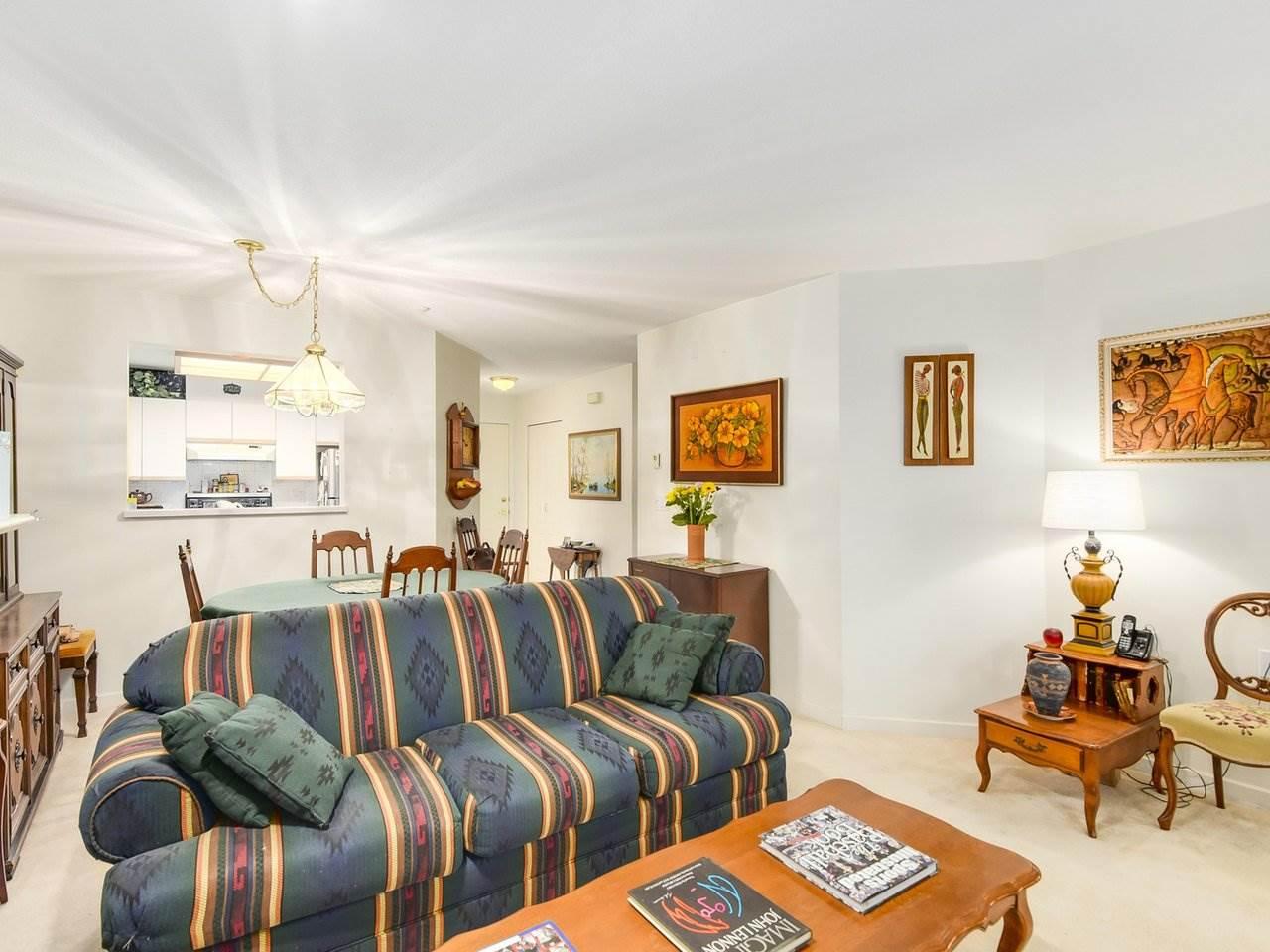 Condo Apartment at 108 2020 CEDAR VILLAGE CRESCENT, Unit 108, North Vancouver, British Columbia. Image 3