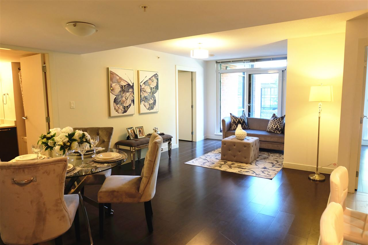 Condo Apartment at 203 6888 COONEY ROAD, Unit 203, Richmond, British Columbia. Image 3