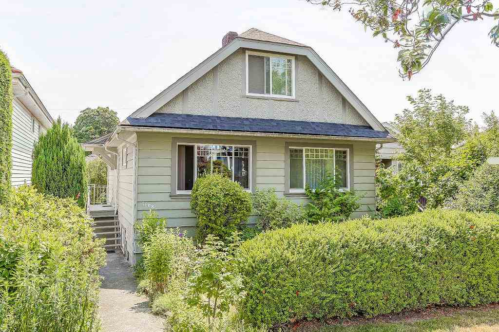 Detached at 1608 W 64 AVENUE, Vancouver West, British Columbia. Image 1