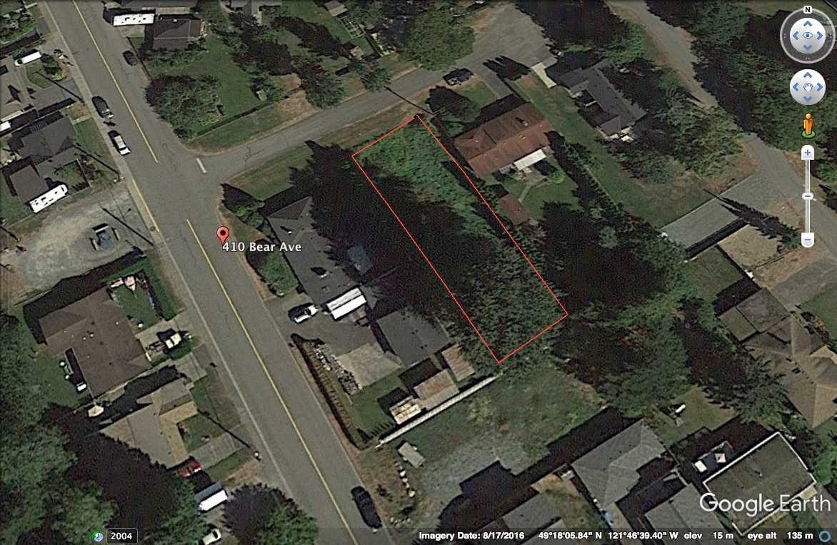 Vacant Land at 410 BEAR AVENUE, Harrison Hot Springs, British Columbia. Image 4