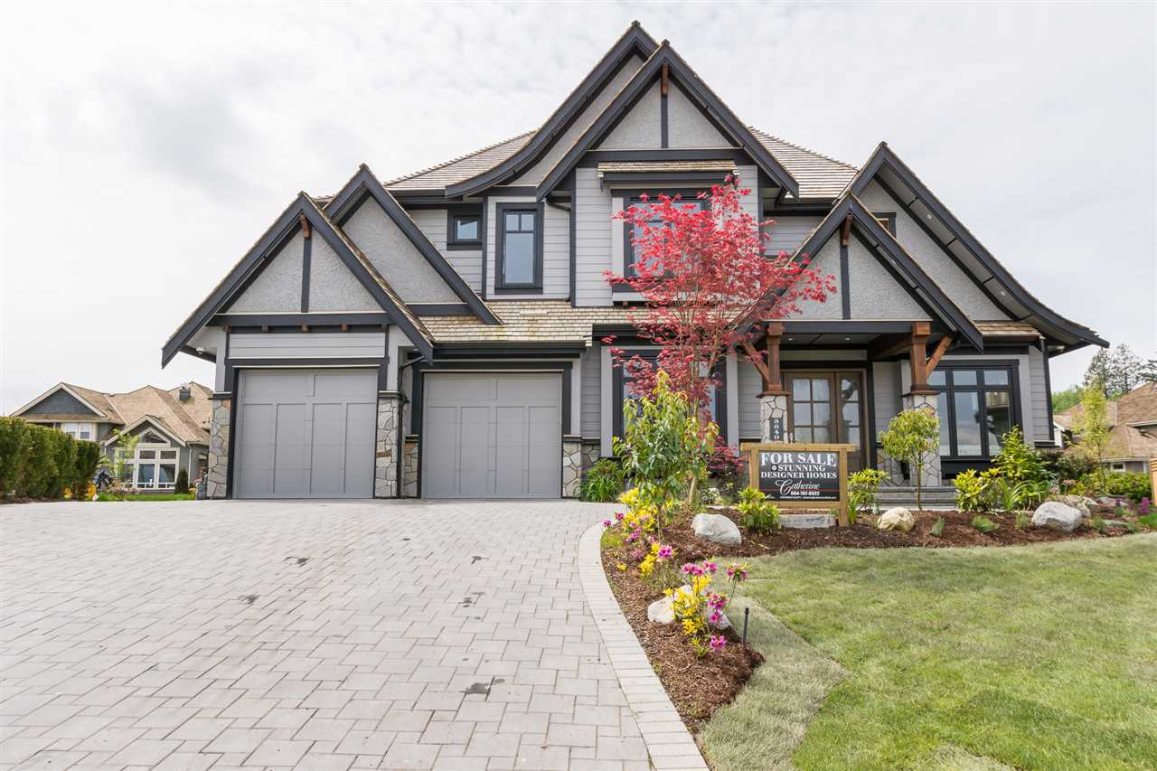 Detached at 3849 159A STREET, South Surrey White Rock, British Columbia. Image 1