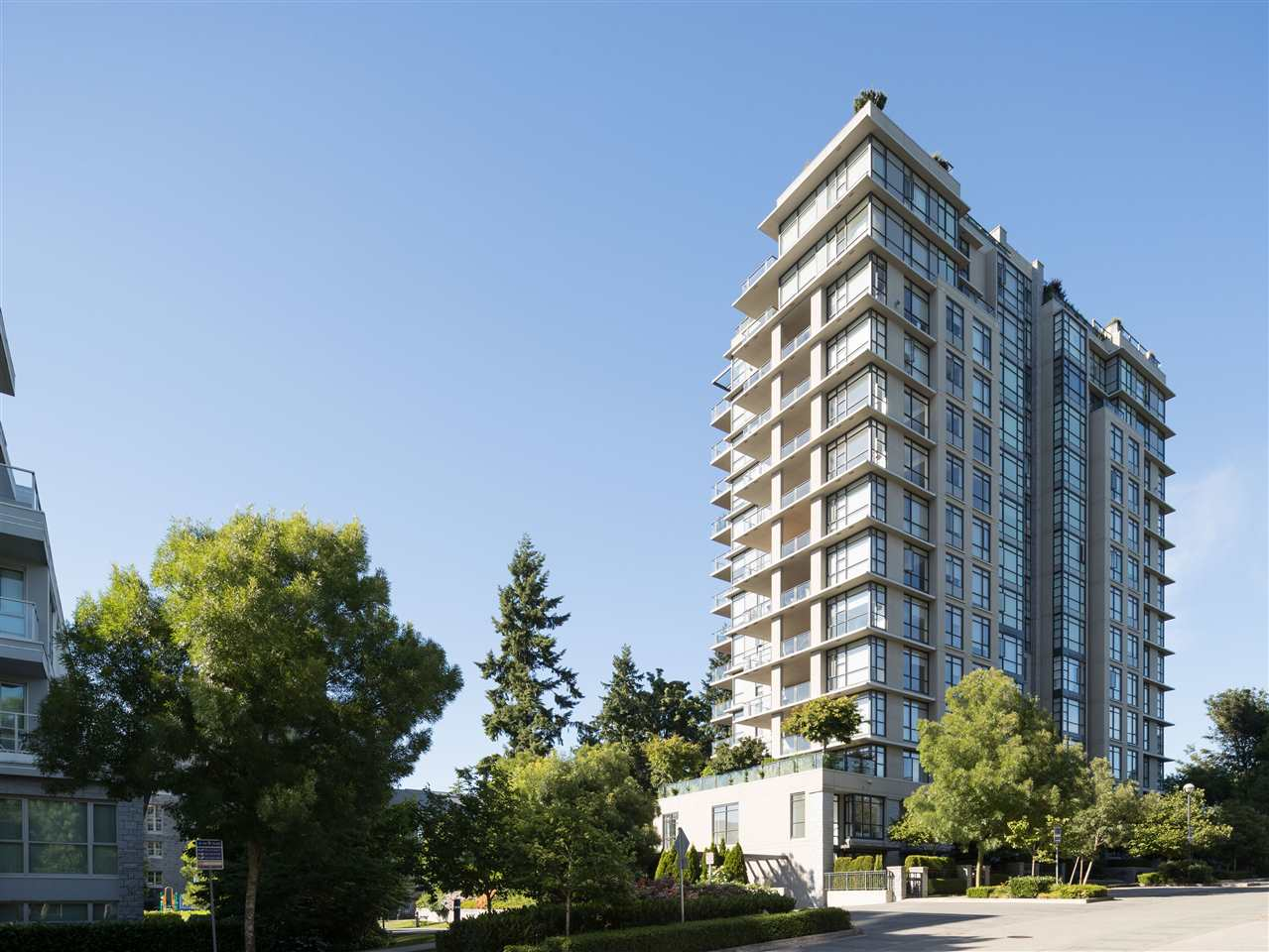 Condo Apartment at TH8 5991 WALTER GAGE ROAD, Unit TH8, Vancouver West, British Columbia. Image 1