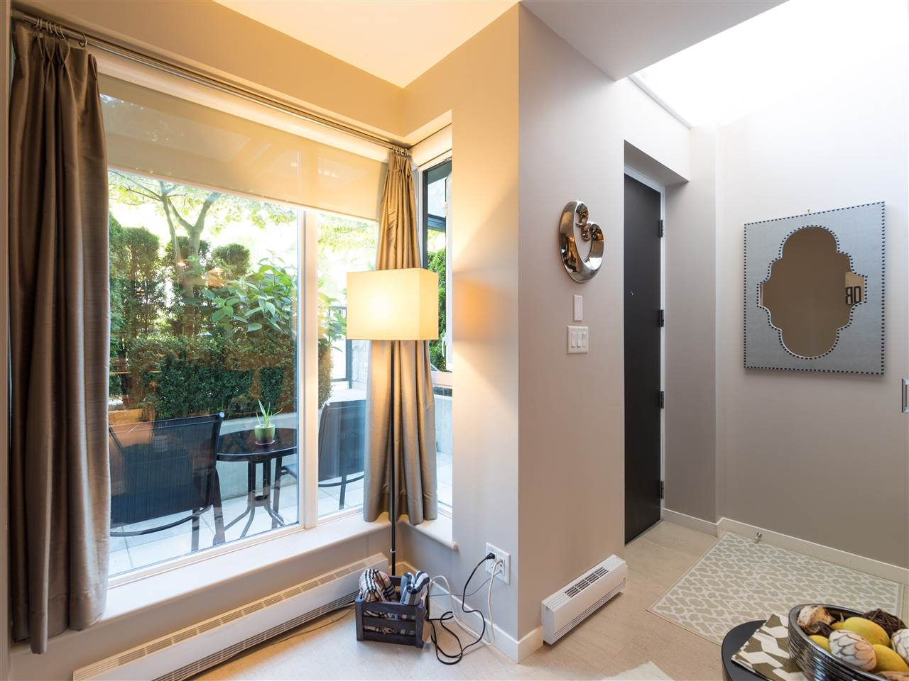 Condo Apartment at TH8 5991 WALTER GAGE ROAD, Unit TH8, Vancouver West, British Columbia. Image 3