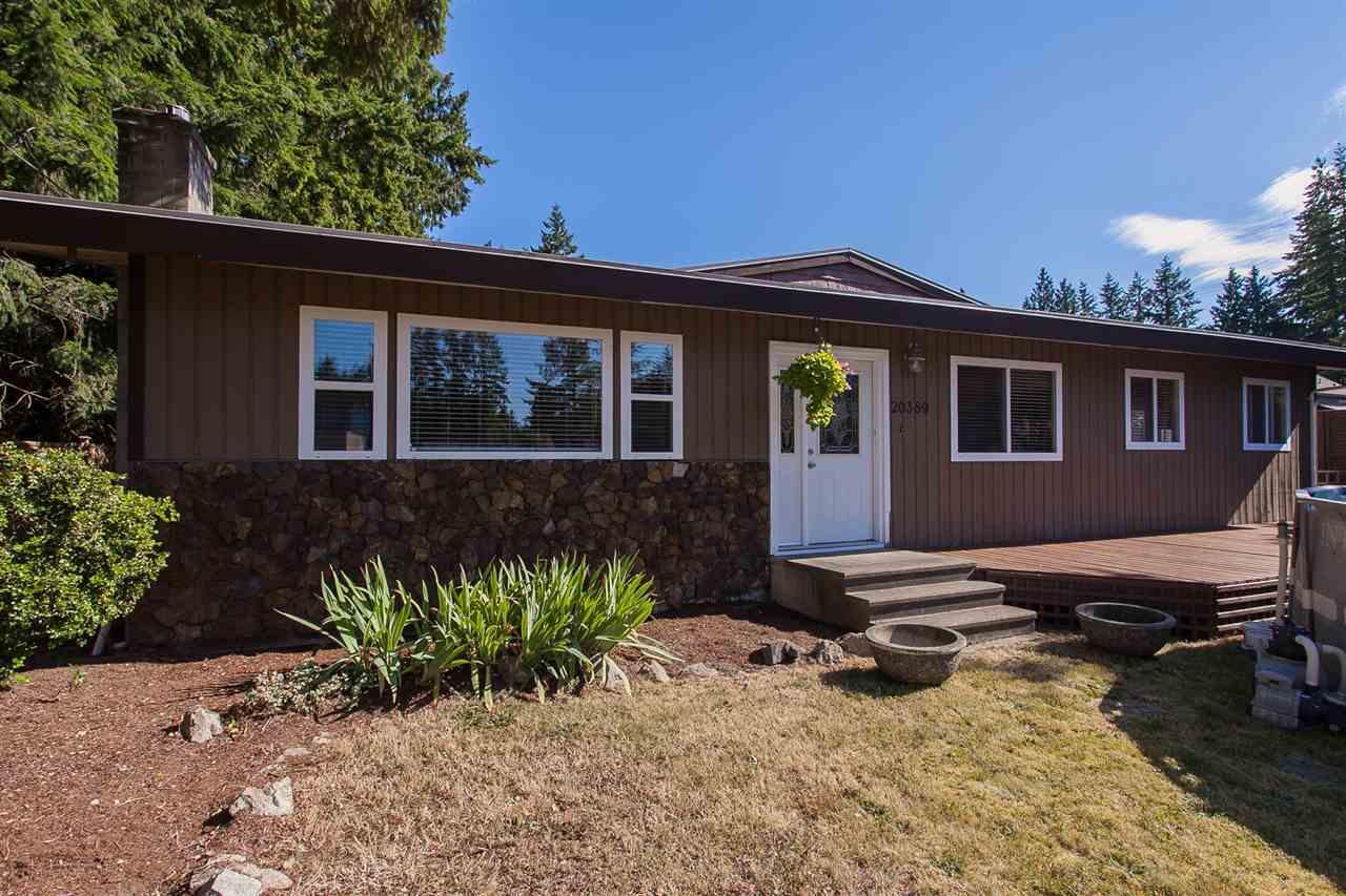 Detached at 20389 40 AVENUE, Langley, British Columbia. Image 1