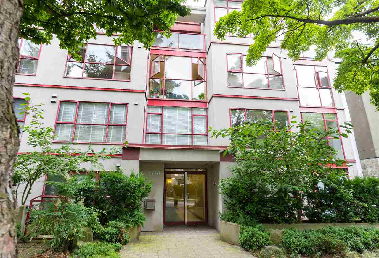 Condo Apartment at 201 2140 W 12TH AVENUE, Unit 201, Vancouver West, British Columbia. Image 1