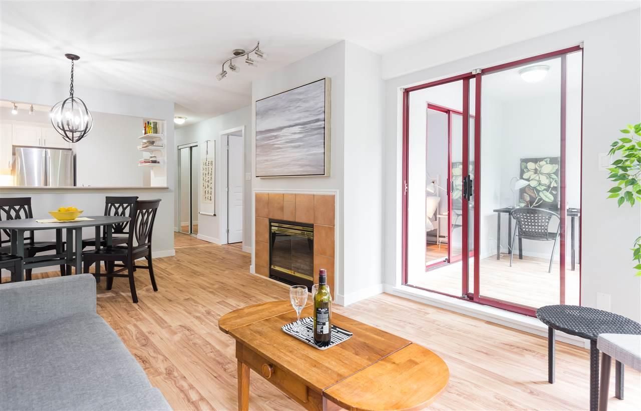 Condo Apartment at 201 2140 W 12TH AVENUE, Unit 201, Vancouver West, British Columbia. Image 6