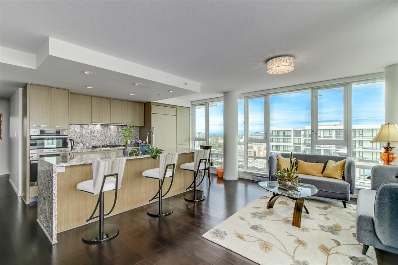 Condo Apartment at 1803 7888 ACKROYD ROAD, Unit 1803, Richmond, British Columbia. Image 7