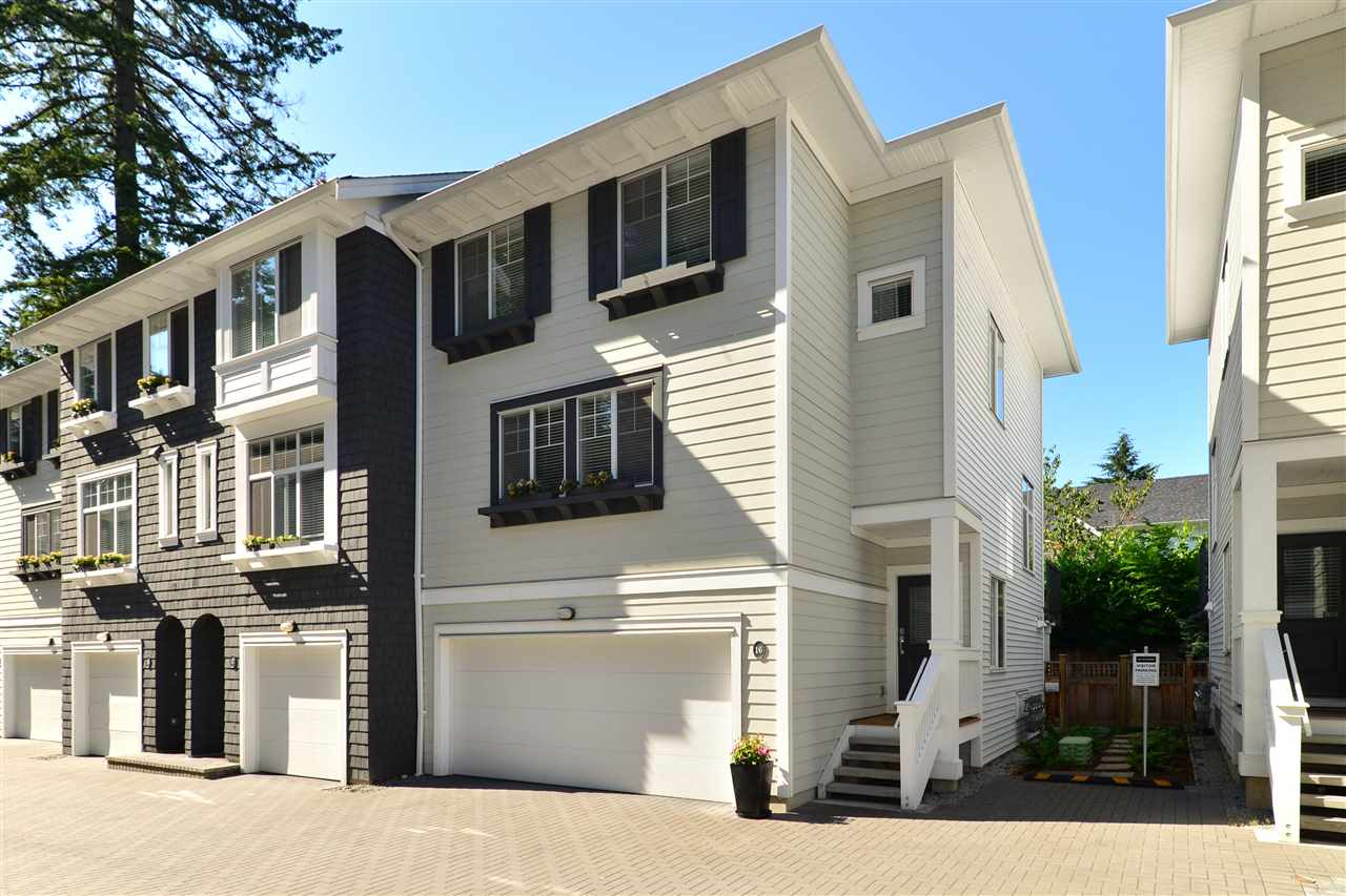 Townhouse at 16 253 171 STREET, Unit 16, South Surrey White Rock, British Columbia. Image 1