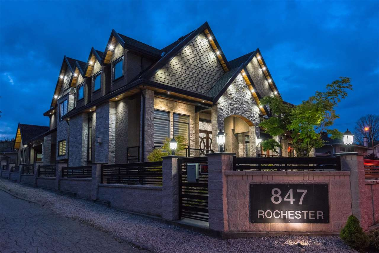 Detached at 847 ROCHESTER AVENUE, Coquitlam, British Columbia. Image 1