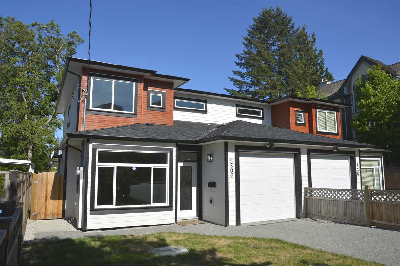 Half-duplex at 5596 HALLEY AVENUE, Burnaby South, British Columbia. Image 1