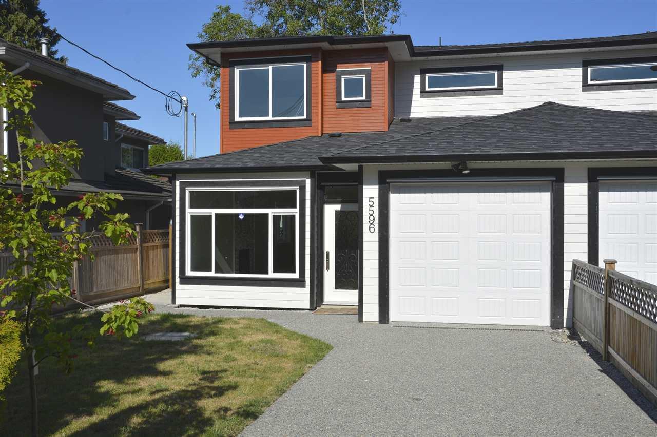 Half-duplex at 5596 HALLEY AVENUE, Burnaby South, British Columbia. Image 2