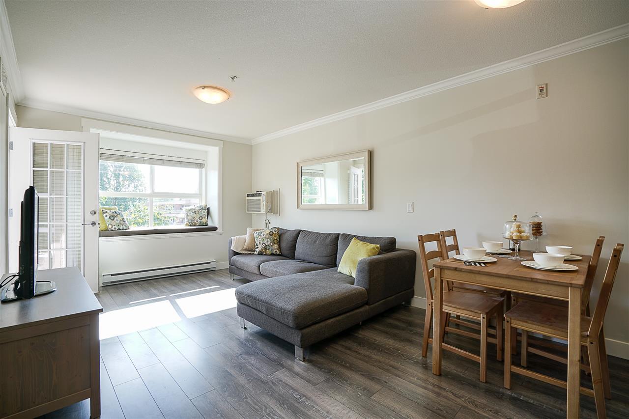 Condo Apartment at 316 17769 57 AVENUE, Unit 316, Cloverdale, British Columbia. Image 2