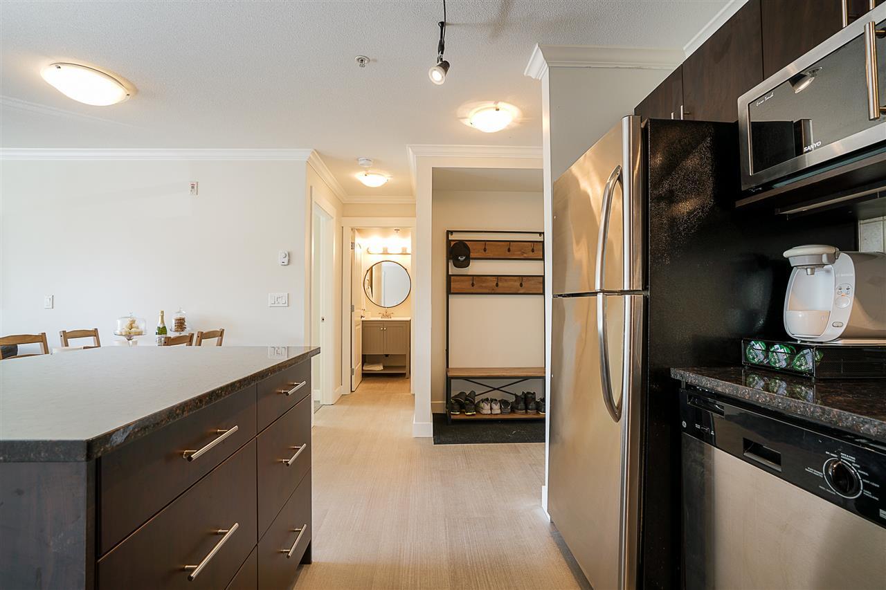 Condo Apartment at 316 17769 57 AVENUE, Unit 316, Cloverdale, British Columbia. Image 5
