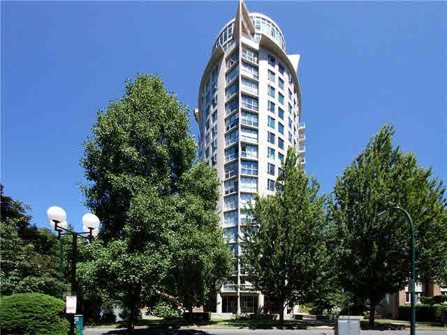 Condo Apartment at 802 1277 NELSON STREET, Unit 802, Vancouver West, British Columbia. Image 1