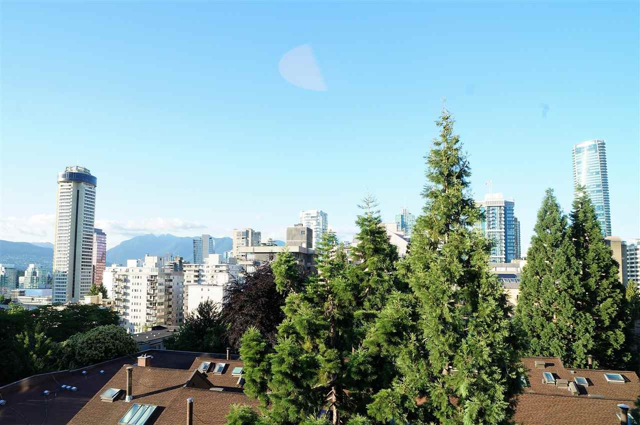 Condo Apartment at 802 1277 NELSON STREET, Unit 802, Vancouver West, British Columbia. Image 3