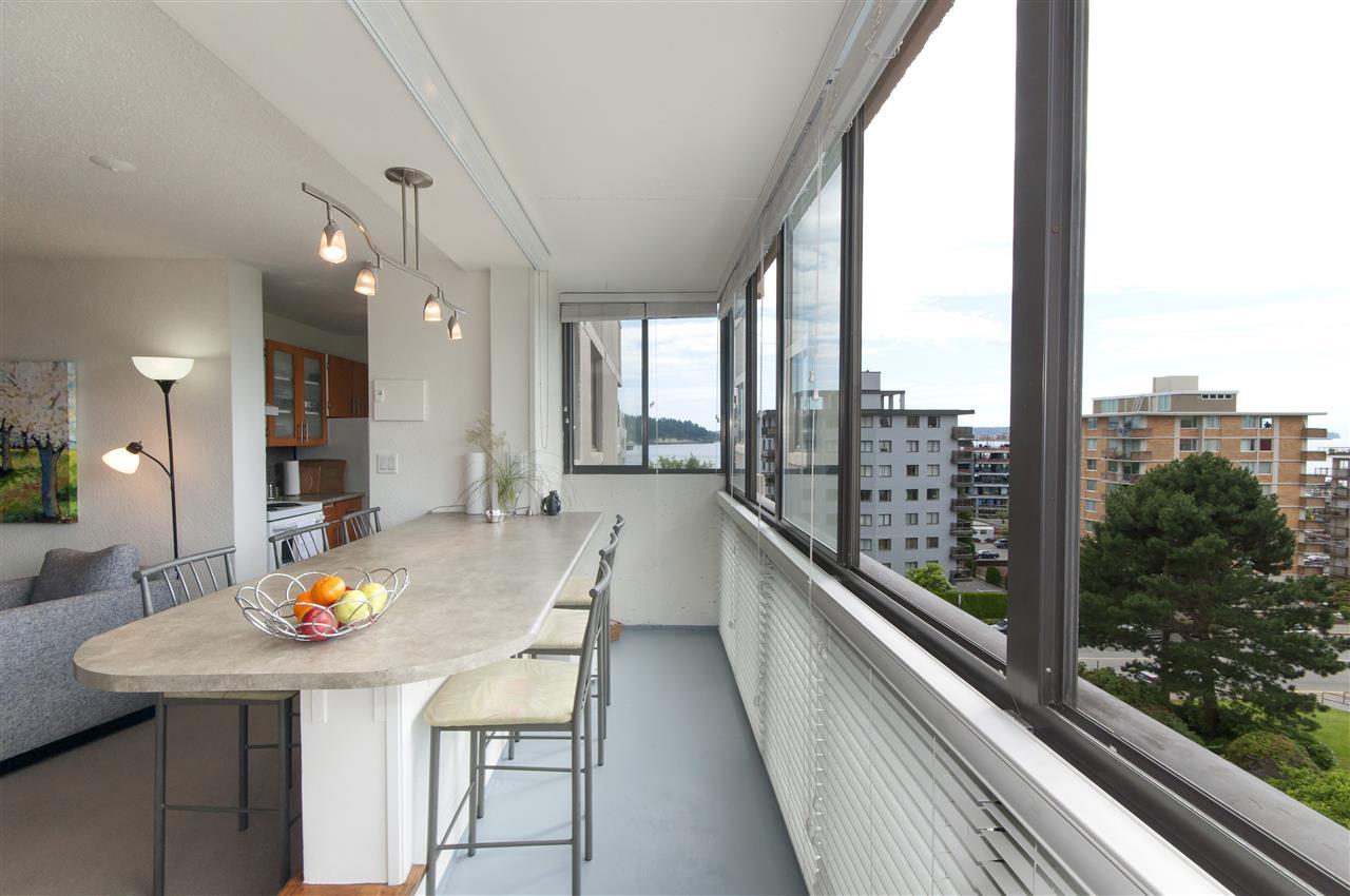 Condo Apartment at 603 555 13TH STREET, Unit 603, West Vancouver, British Columbia. Image 8