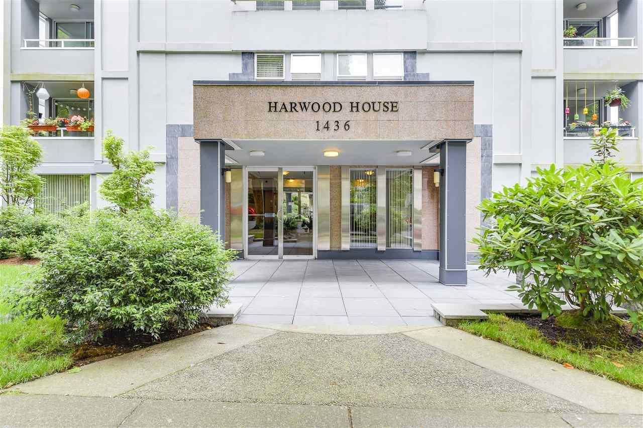 Condo Apartment at 604 1436 HARWOOD STREET, Unit 604, Vancouver West, British Columbia. Image 2
