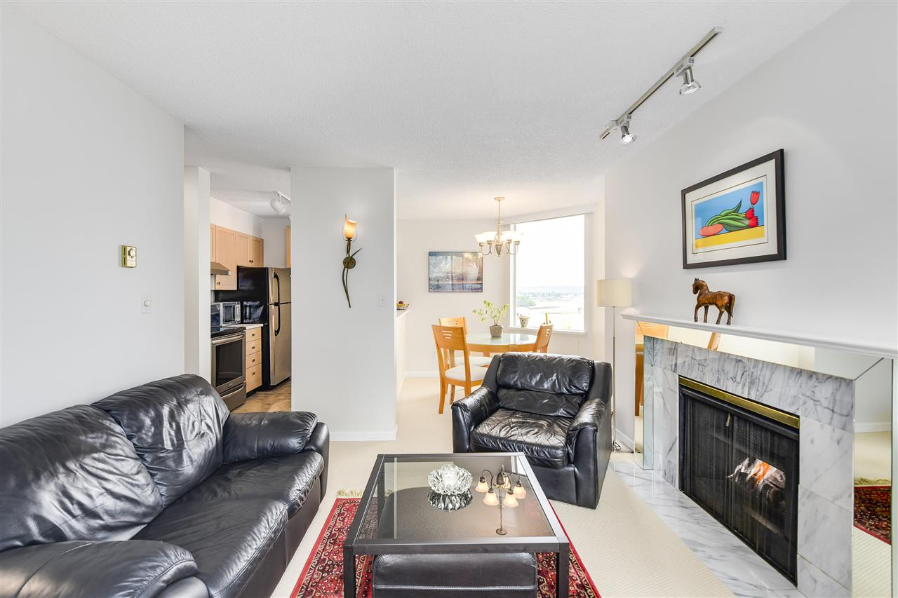 Condo Apartment at 604 1436 HARWOOD STREET, Unit 604, Vancouver West, British Columbia. Image 7