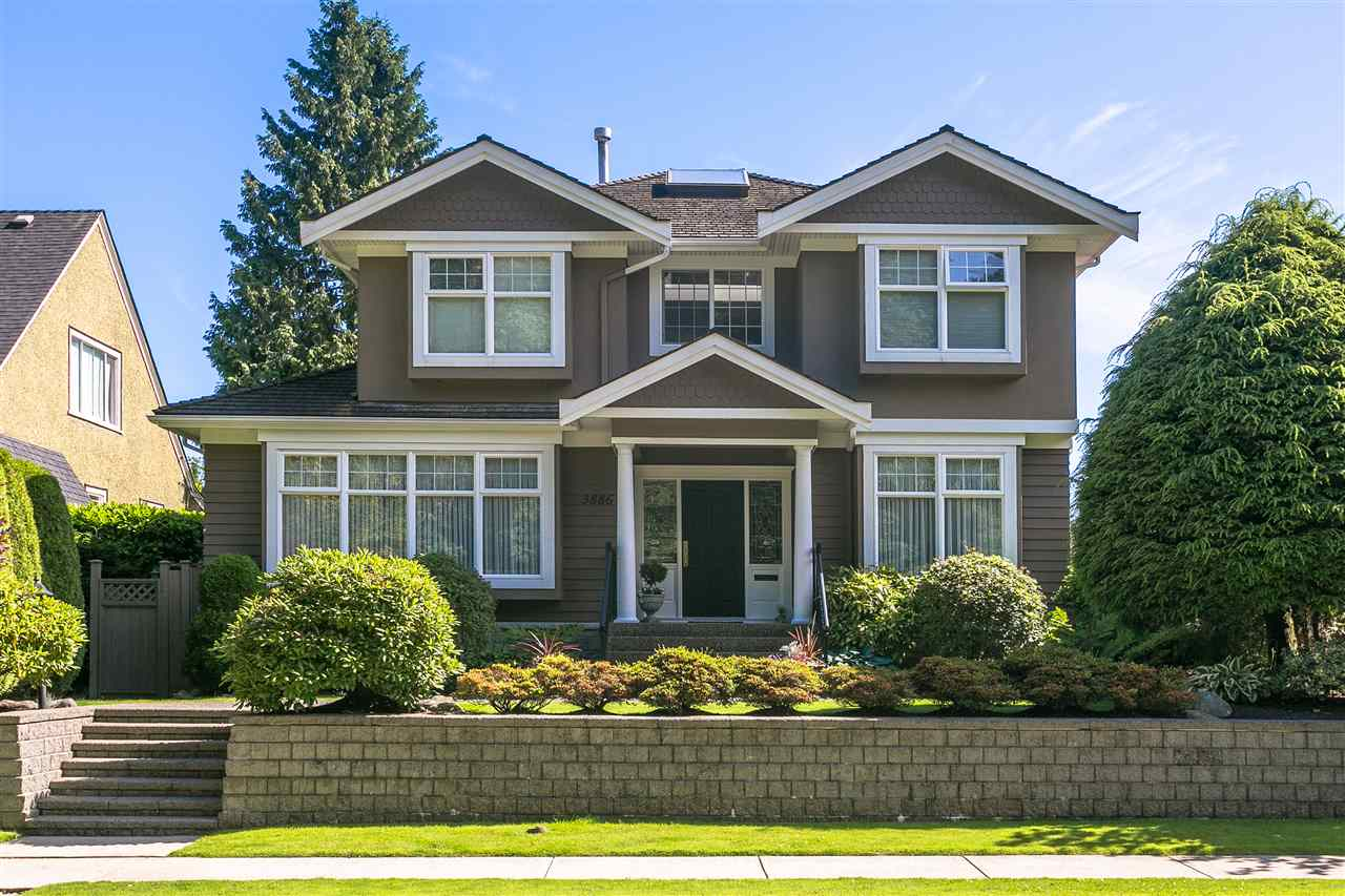 Detached at 3886 W 33RD AVENUE, Vancouver West, British Columbia. Image 1