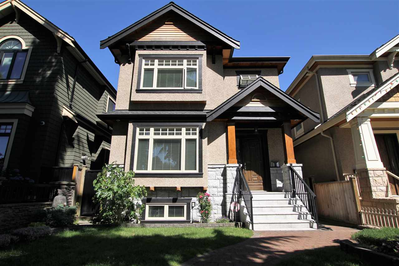 Detached at 7668 SELKIRK STREET, Vancouver West, British Columbia. Image 1