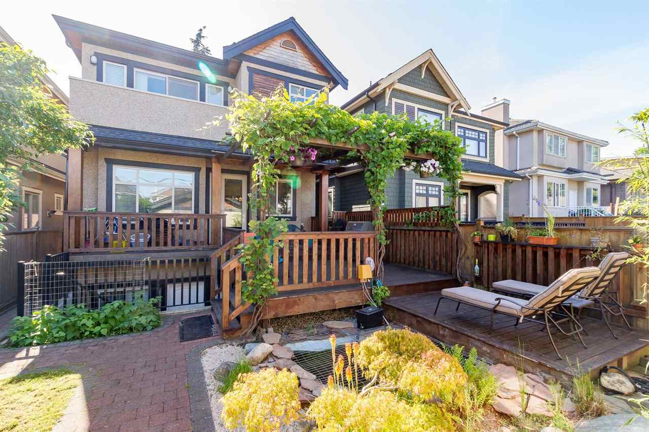 Detached at 7668 SELKIRK STREET, Vancouver West, British Columbia. Image 16