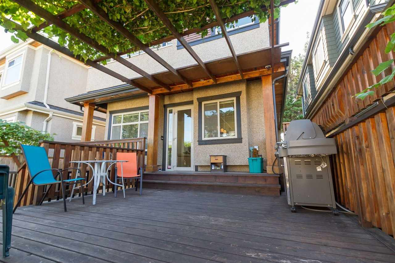 Detached at 7668 SELKIRK STREET, Vancouver West, British Columbia. Image 17