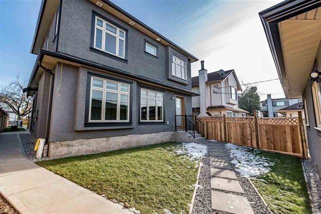 Half-duplex at 8537 CARTIER STREET, Vancouver West, British Columbia. Image 2