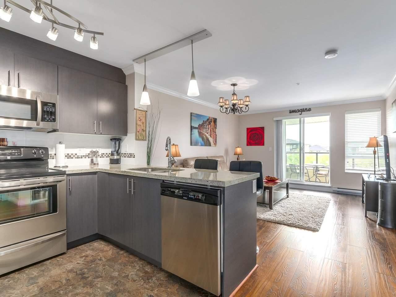 Condo Apartment at 206 7738 EDMONDS STREET, Unit 206, Burnaby East, British Columbia. Image 2