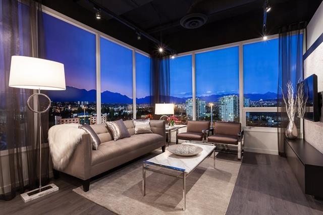 Condo Apartment at 606 5599 COONEY ROAD, Unit 606, Richmond, British Columbia. Image 3