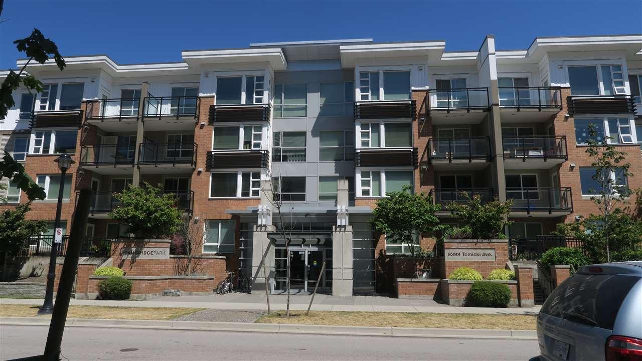 Condo Apartment at 115 9399 TOMICKI AVENUE, Unit 115, Richmond, British Columbia. Image 1